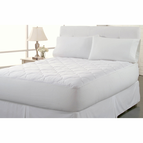Clean & Fresh 250 Cotton Waterproof Mattress Pad