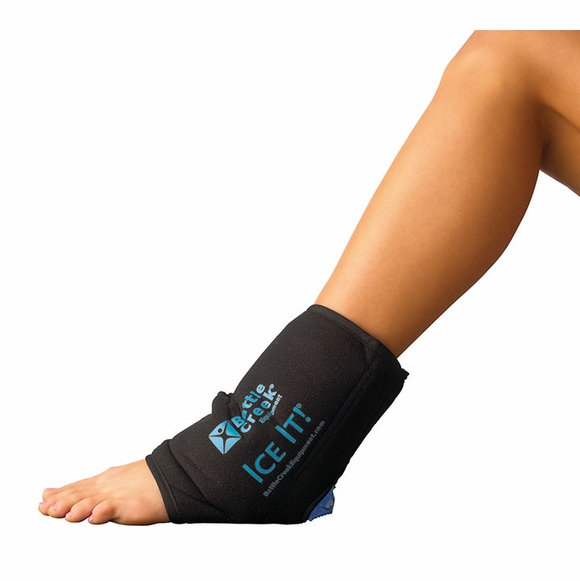 Cold Therapy For Ankle, Elbow, Foot - Ice It! ColdCOMFORT