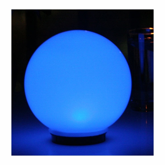 Color Changing Magic Solar Globe