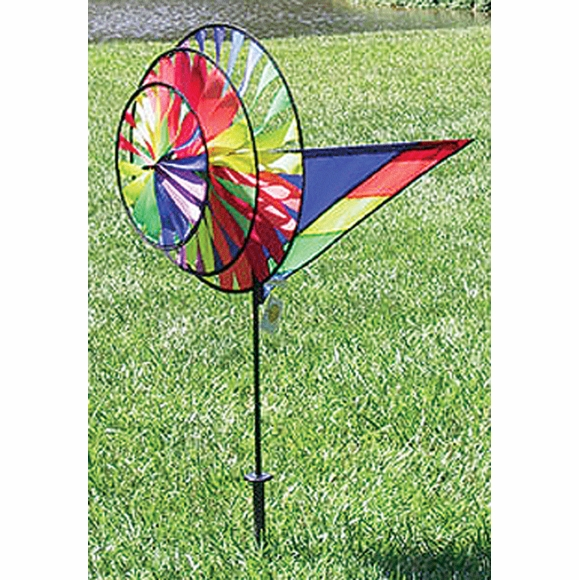 Colorful Rainbow Wind Spinner