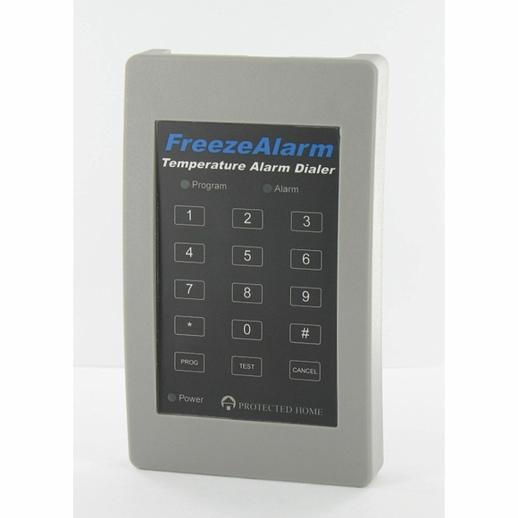 Control Products FA-700 Temperature Freeze Alarm Dialer