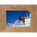 Personalized Cruise Vacation Picture Frame Custom Engraved