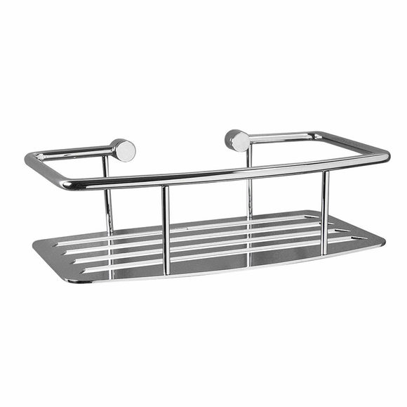 D Shape Shower Shelf