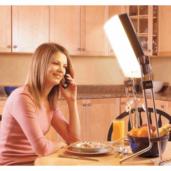 Day Light Light Therapy System 10,000 Lux