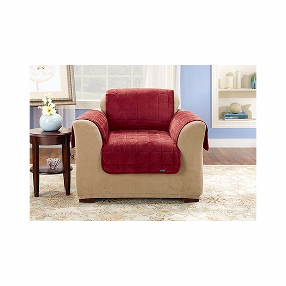 Deluxe Chair Throw Pet Cover