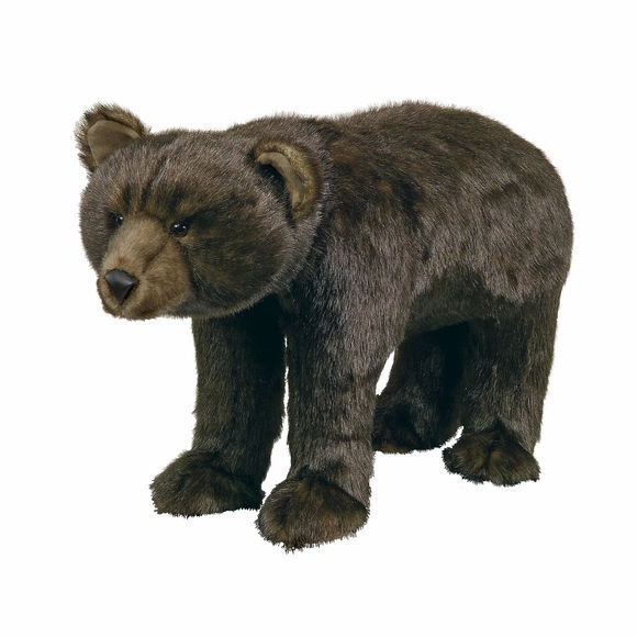 Ditz Designs 60029 Grizzly Bear Footrest