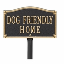 Dog Friendly Home Sign