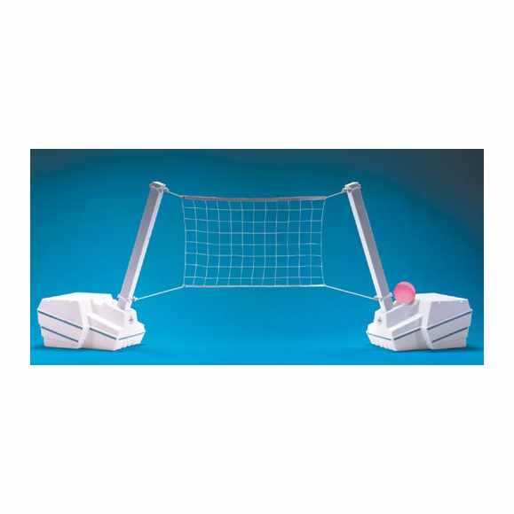 DunnRite SLV200 SlamVolly Commercial Size Pool Volleyball Set
