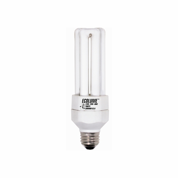 Ecolume triple CFL 23 watt