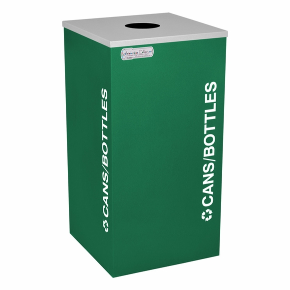 Ex-Cell RC-KDSQ Kaleidoscope Square Recycling Container