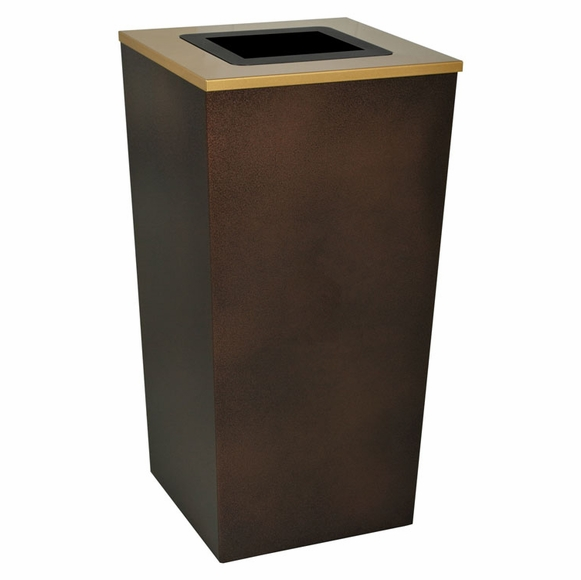 Ex-cell RC-MTR-34 TR Metro XL 34 Gallon Trash Can