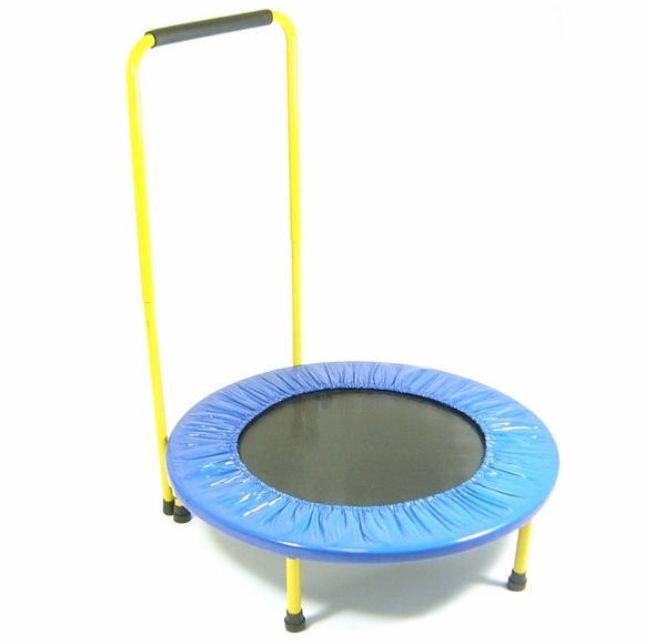Trampoline for Kids With Handle