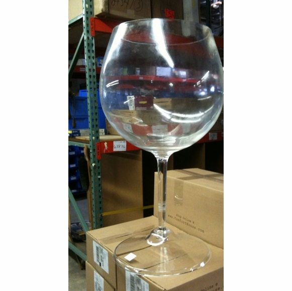 Giant Wine Glass