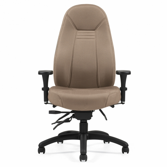 Global Obusforme Ergonomic Office Chair - Obusforme Comfort Chair