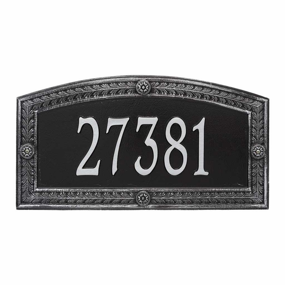 Extra Large Address Plaque