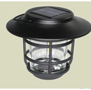 Hanging Solar Light Coach Lantern