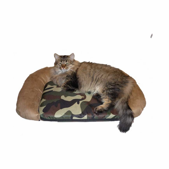 Heated Pet Bed for Dog or Cat