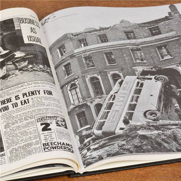 Historical Newspaper 75th Anniversary Battle of Britain