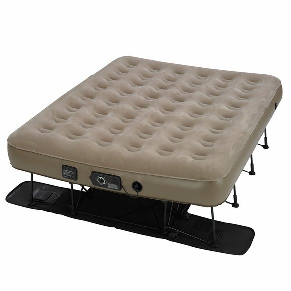 Inflatable Air Matress With Legs and Frame