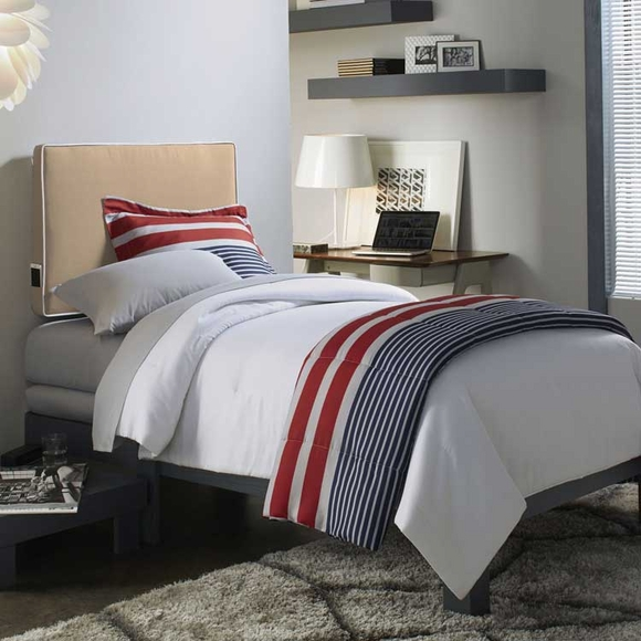 Instant Headboard - Buy 1 For Twin, Buy 2 For King Beds - Rectangle or Arch Shape