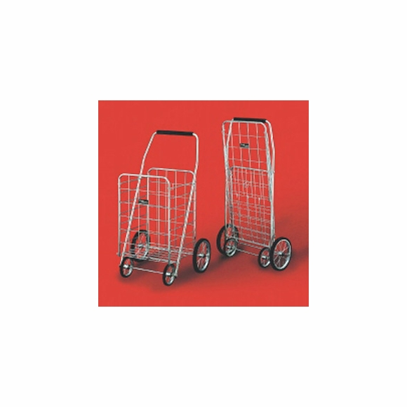 Foldable Shopping Cart Utility Cart With Foam Grip Handle