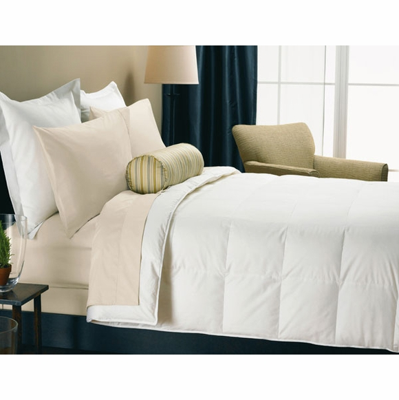 Lightweight Duck Down Comforter Made in USA