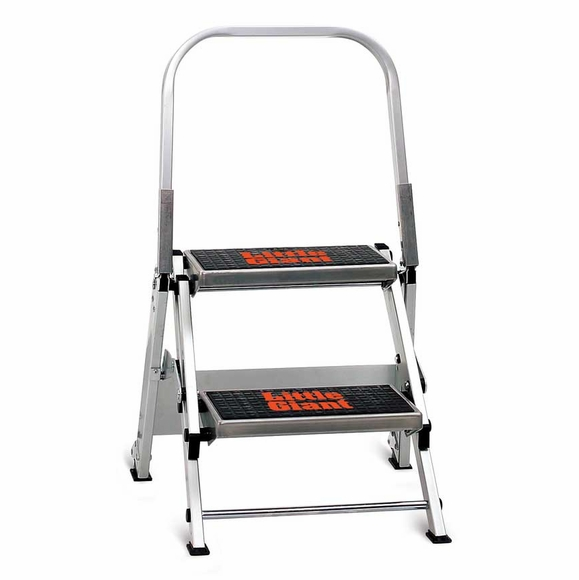 Little Giant Safety Step Aluminum Step Stool
