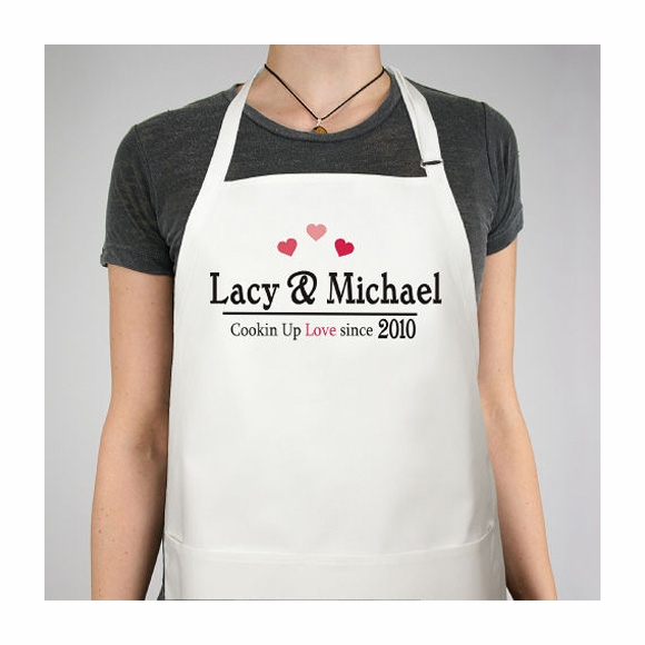 Love Personalized Apron