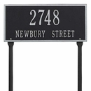 Metal Lawn Mounting Stakes For Signs and Plaques