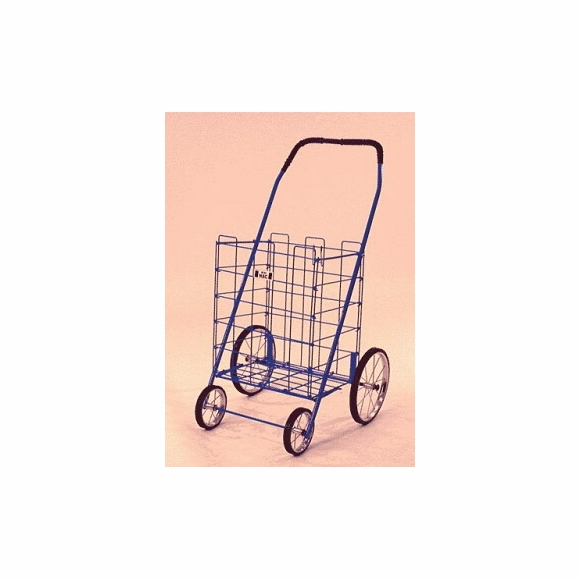 Folding Shopping Cart For Groceries, Laundry, Shopping Bags