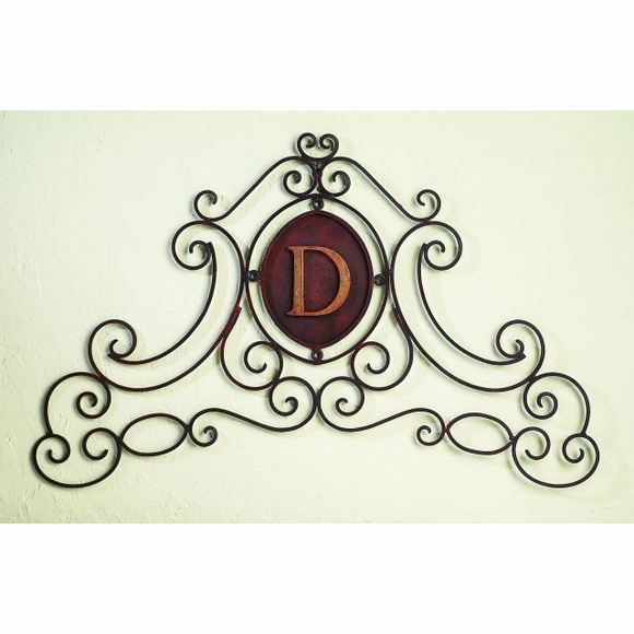 Monogram Wall Grille