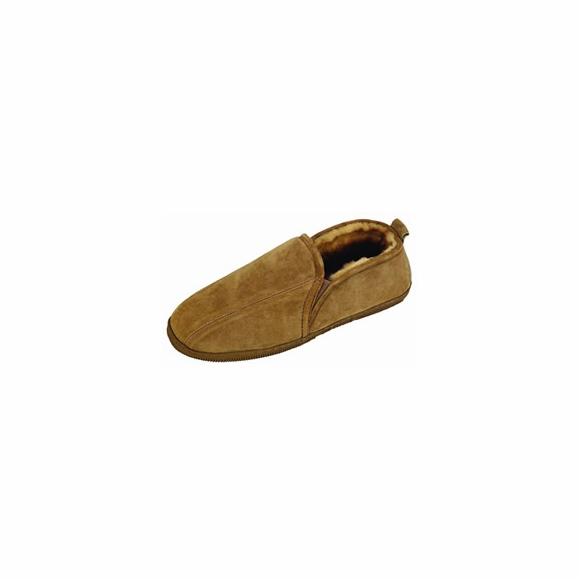 Old Friend Romeo Sheepskin Slipper for Men