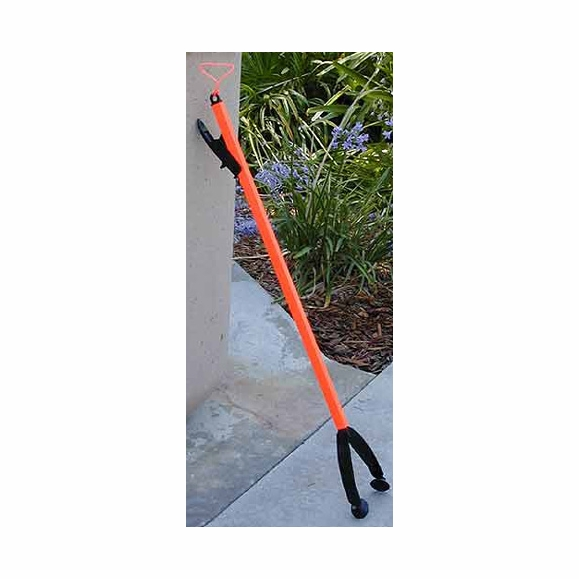 Plastic Litter Grabber - Trash Tongs Pick Up Tool