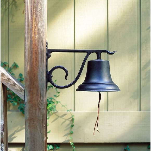 Outdoor Bell - Old Fashioned Vintage Country Bell
