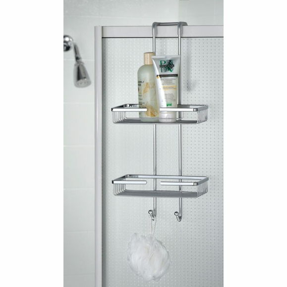 Over the Shower Door Shower Caddy