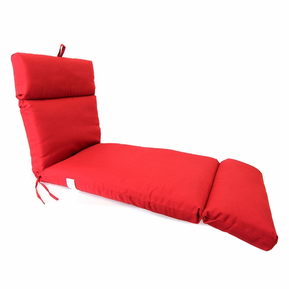 Patio Chaise Lounge Cushion