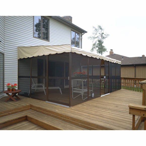 Patio Mate Screened Enclosure 11'6
