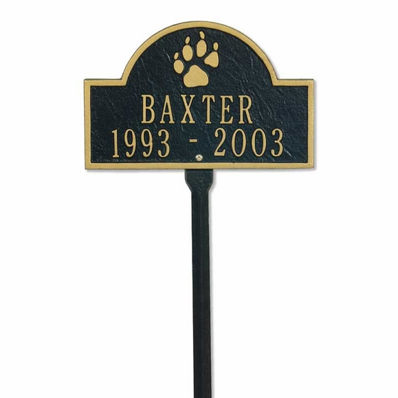 Personalized Dog Memorial