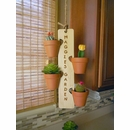 Personalized Hanging Flower Pot Garden