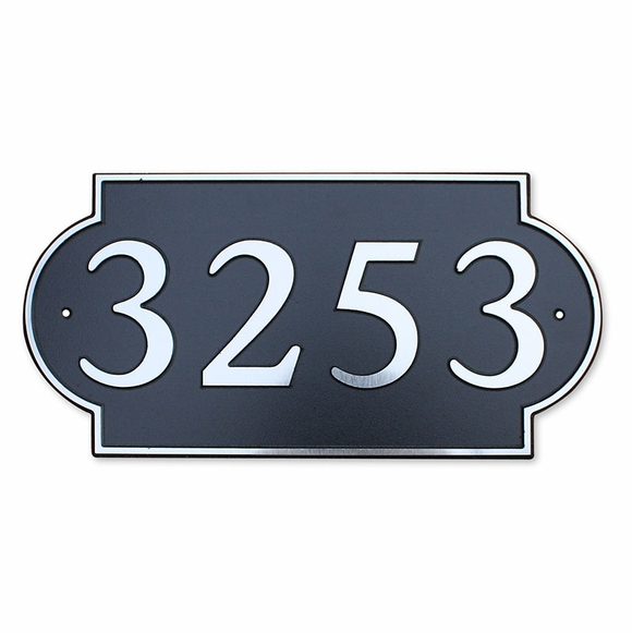 Home Address Sign
