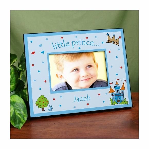 Personalized Little Prince Picture Frame