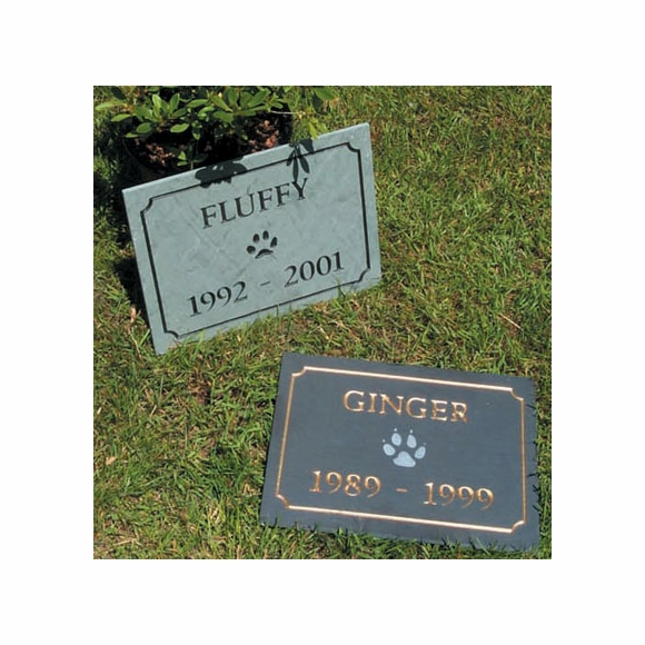 Personalized Pet Memorial Plaque