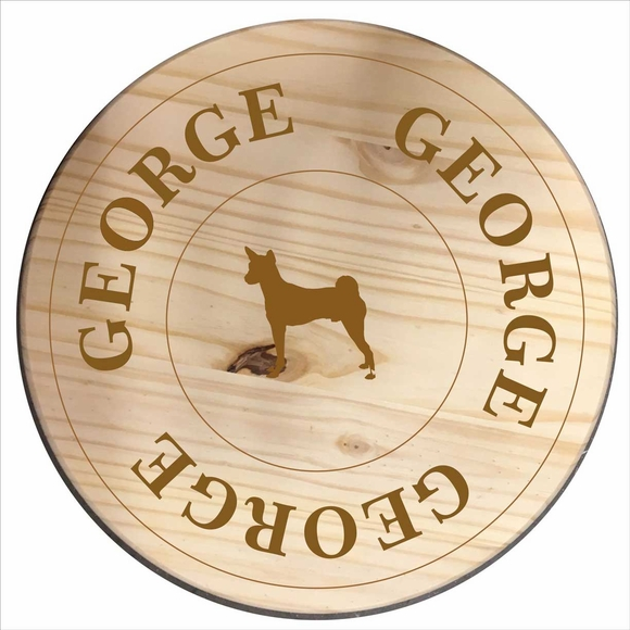 Personalized Pet Memorial Wall Hanging or Tabletop