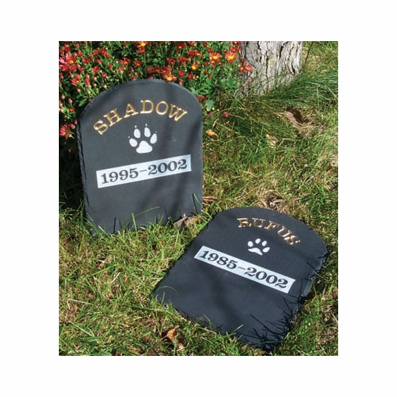 Personalized Pet Monument Memorial Stone