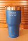 Personalized Quart Size Stainless Steel Tumbler