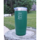 Personalized Stainless Steel Tumbler