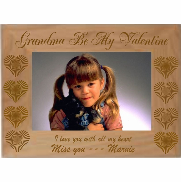 Personalized Valentines Day Gift Picture Frame