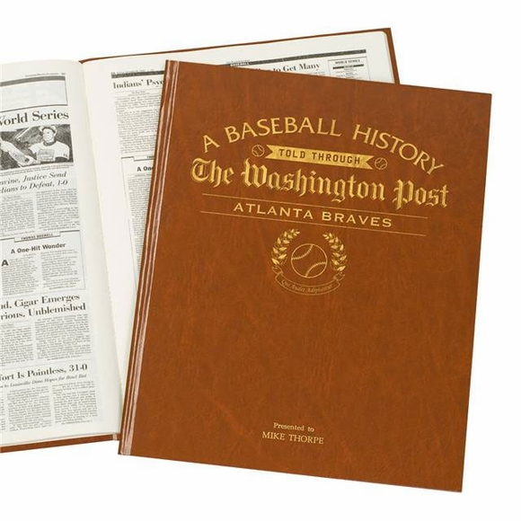Personalized Washington Post Baseball Headlines