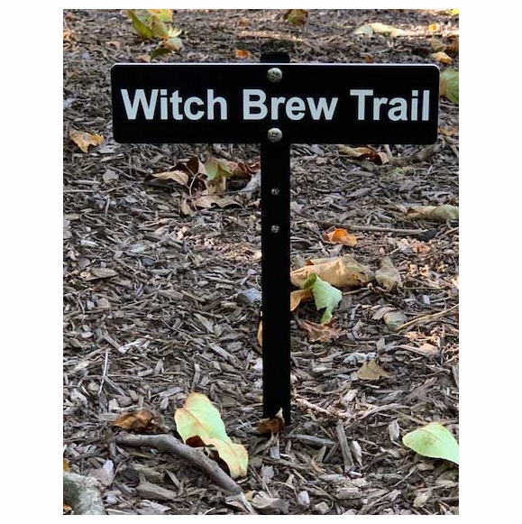 Personalized Yard Signs for Halloween
