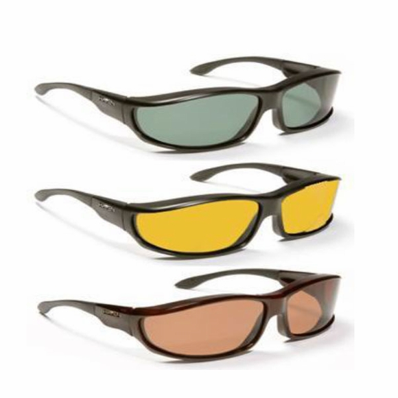 Polarized Sunglasses That Fit Over Your Prescription Frames or Reading Glasses
